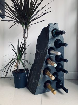 Slate Wine Rack 10SWR7