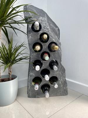 Slate Wine Rack 11SWR14