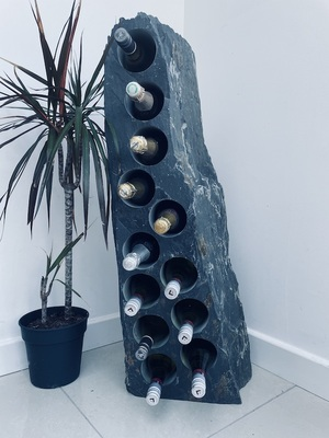 Slate Wine Rack 12SWR12