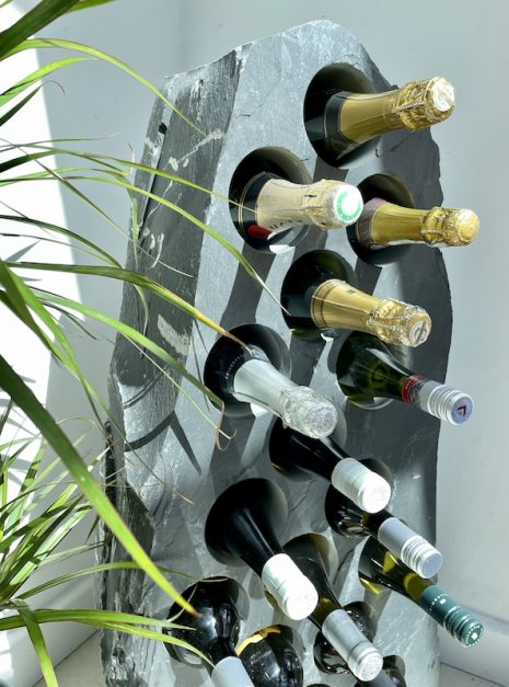Slate Wine Rack 17SWR2   Slate Wine Racks 03