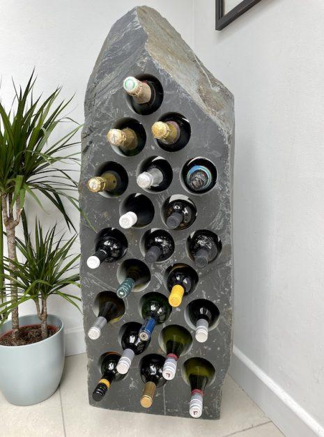 Slate Wine Rack 21SWR1