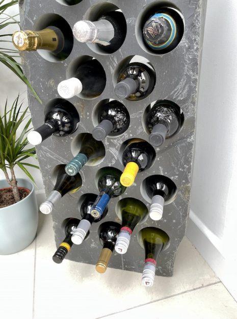 Slate Wine Rack 21SWR1   Slate Wine Racks 04