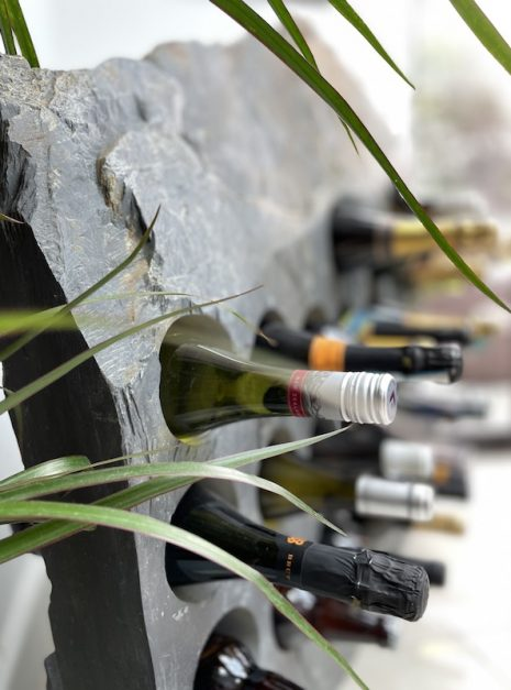 Slate Wine Rack 31SWR1 | Slate Wine Racks 05