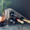 Slate Wine Rack 4SWR90