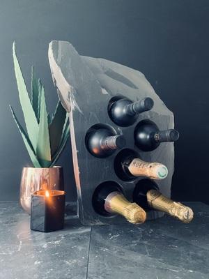 Slate Wine Rack 6SWR82