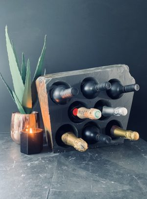 Slate Wine Rack 8SWR14