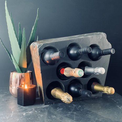 Slate Wine Rack 8SWR14