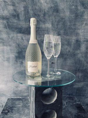 Slate Wine Table
