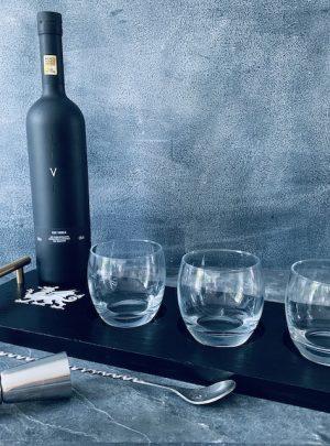 Slate Whisky Tray