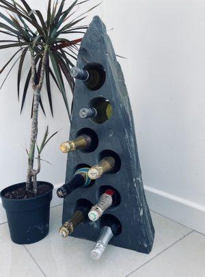 Slate Wine Rack 8SWR50