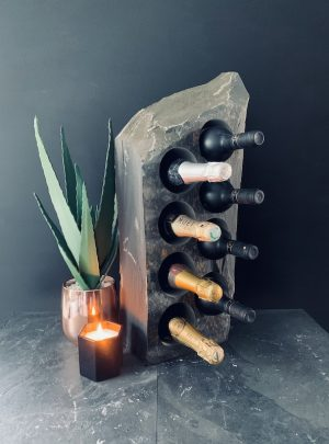 Slate Wine Rack 8SWR55