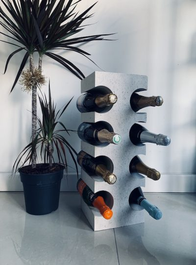 Stone Wine Rack PSEWR1