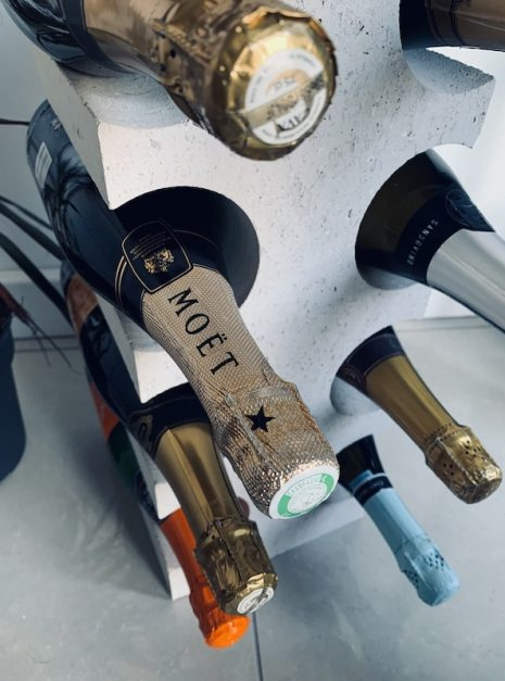 Stone Wine Rack PSEWR1 5