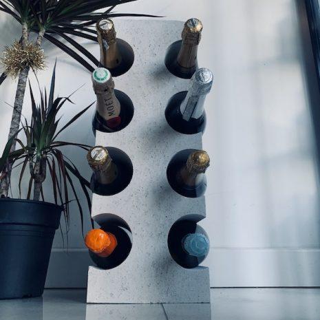 Stone Wine Rack PSEWR1
