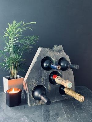 Slate Wine Rack 5SWR47