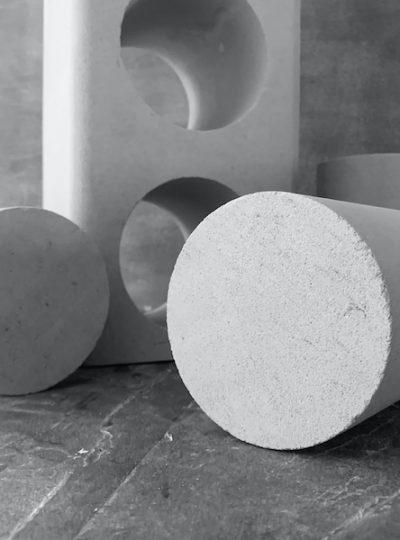 Portland Stone Cores
