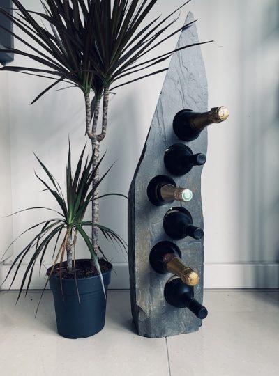 Slate Wine Rack 6SWR142