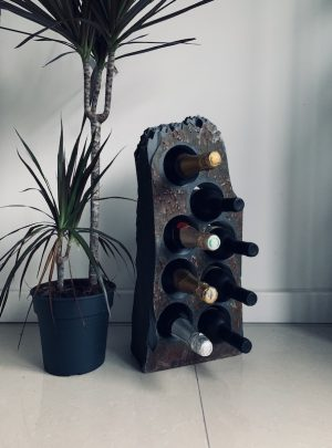 Slate Wine Rack 8SWR62