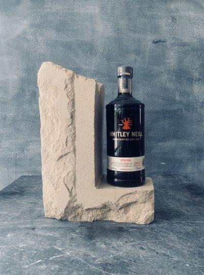 Portland Stone Gin Rack