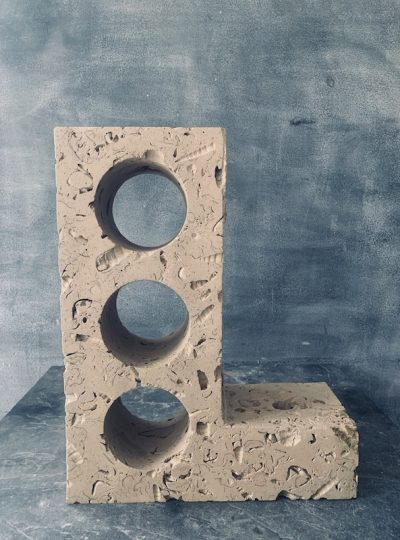 Portland Stone Ledge Rack