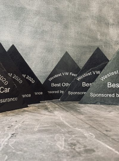 Welsh Slate Trophies