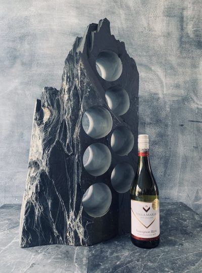 Mountain slate wine cooler
