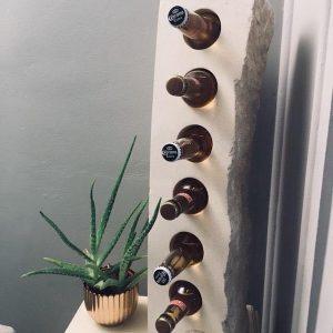 Portland Stone Beer Rack