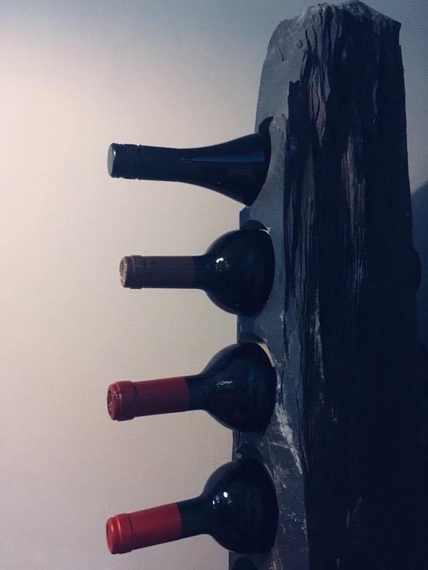 Slate Wine Rack