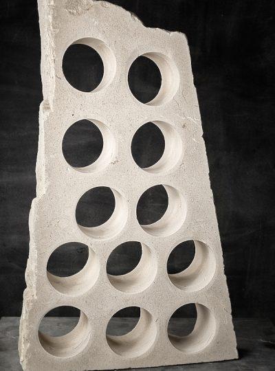 Stone Wine Rack 12PSWR1