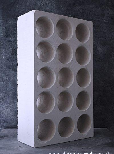 Stone Wine Rack 15PSWR1