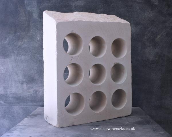 Stone Wine Rack 9PSWR1