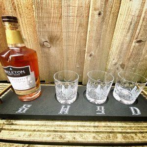 SWYD Slate Whisky Tray