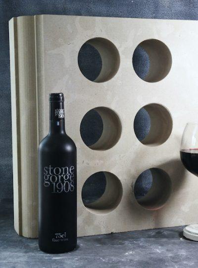 Stone Wine Rack 6PSWR15