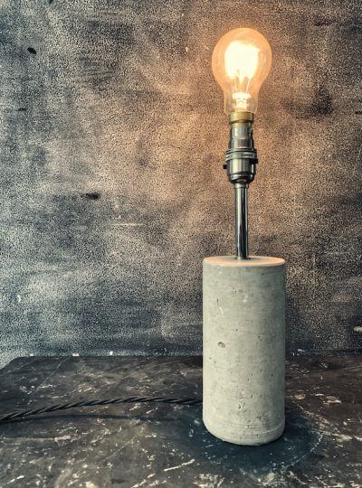 Portland Stone Table Lamp