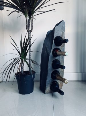 Slate Wine Rack 5SWR54