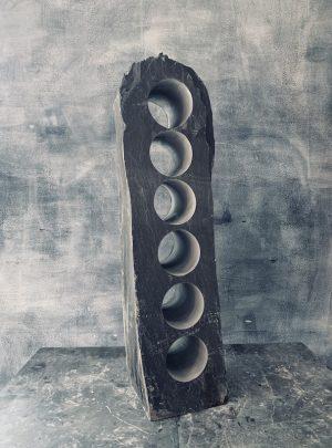 Slate Wine Rack 6SWR153