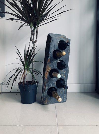 Slate Wine Rack 6SWR155
