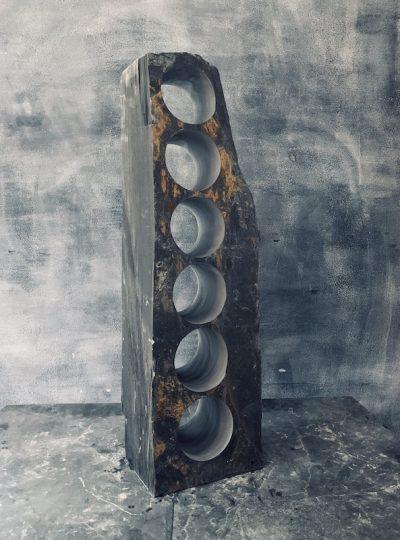 Slate Wine Rack 6SWR156