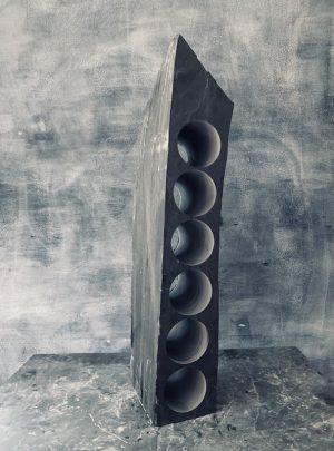Slate Wine Rack 6SWR157