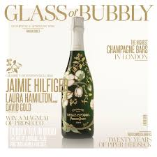 Glass of Bubbly Mag
