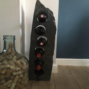 HT Slate Wine Rack Cardiff