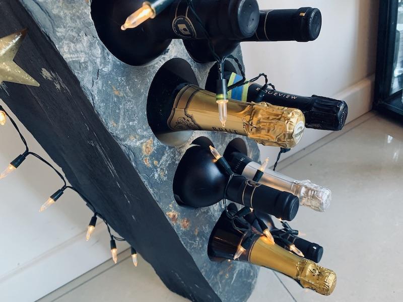 Slate Wine Rack 12SWR6 13