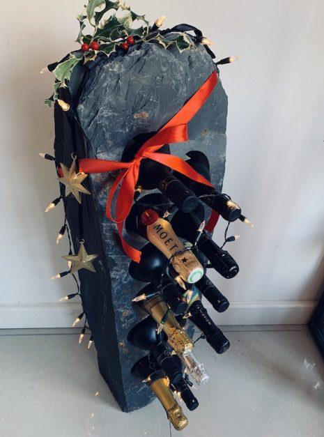 Slate Wine Rack 12SWR6 14