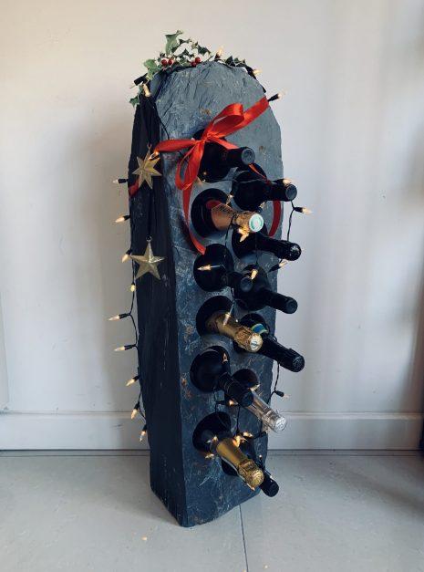Slate Wine Rack 12SWR6