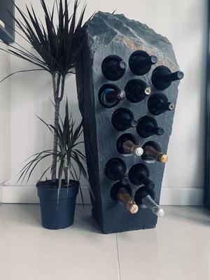 Slate Wine Rack 14SWR13