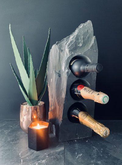 Slate Wine Rack 3SWR46
