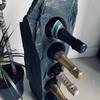 Slate Wine Rack 5SWR71