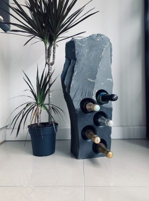 Slate Wine Rack 5SWR72