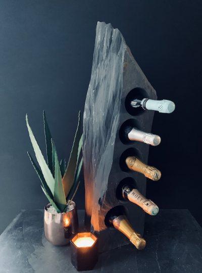 Slate Wine Rack 5SWR73