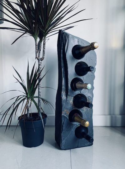 Slate Wine Rack 6SWR162